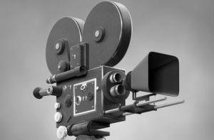 old-fashioned-movie-camera